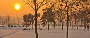 iarna soare